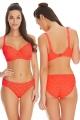Freya Sundance strój kąpielowy figi hipster pomarańcz