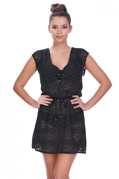 Freya Sundance sukienka plażowa czarna