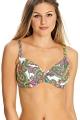 Freya New Wave strój kąpielowy biustonosz plunge soft multi