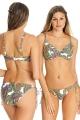 Freya New Wave strój kąpielowy figi rio wiązane multi