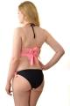 Gabbiano Anabel strój kąpielowy 2-częściowy 065 czarny/pudrowy róż