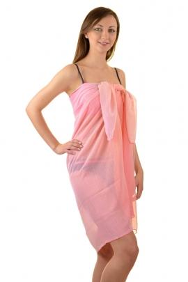 Lorin pareo różowe ombre V1