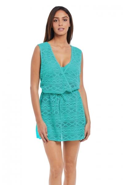 Freya Sundance deep ocean sukienka plażowa