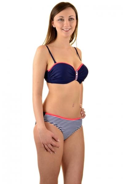 Gabbiano Ashley 06-4A marynarski strój kąpielowy komplet