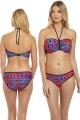 Freya Echo Beach multi figi bikini do stroju kąpielowego
