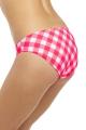 Freya Totally Check tropical punch figi bikini do stroju kąielowego