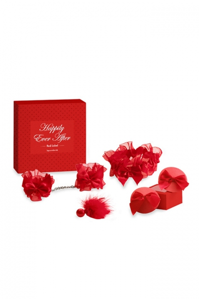 Bijoux Indiscrets set Happily Ever After Red Label