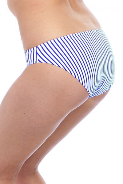 Freya Totally Stripe kobalt figi bikini do stroju kąpielowego