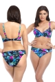 Freya Jungle Flower black figi odwijane