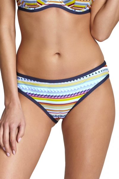 Panache Aspen stripe multi figi do stroju kąpielowego