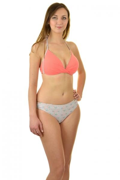 Gabbiano Anabel koral-rozgwiazdy strój kąpielowy komplet