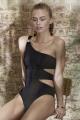 Bluebella Samar black strój kąpileowy 1częściowy
