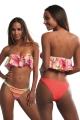 Kris-Line Papaya espana biustonosz do stroju kąpielowego