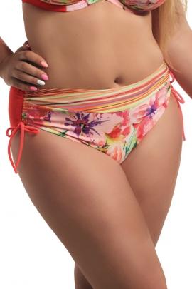 Kris-Line Papaya figi midi do stroju kąpielowego