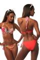 Kris-Line Papaya brassiere biustonosz push-up do stroju kąpielowego