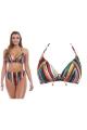 Freya Bali Bay multi biustonosz triangle top bez fiszbin do stroju kąpielowego
