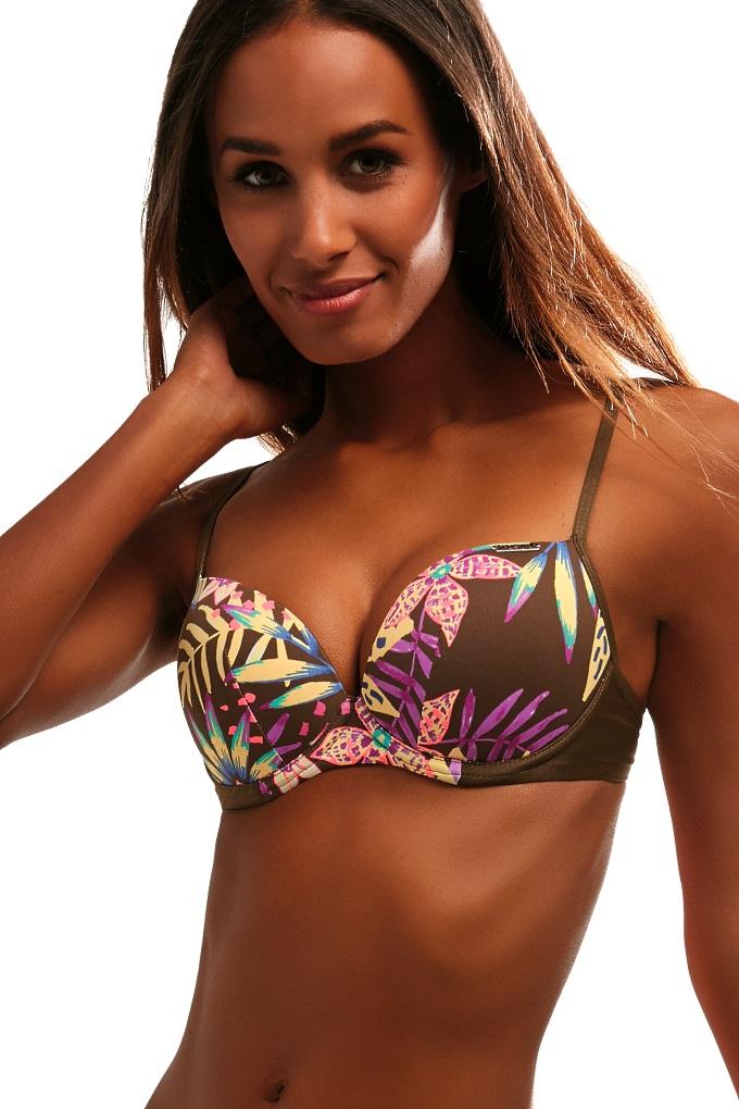 59432940c4f597 Kris-line Paradise Beach brassiere biustonosz do stroju kąpielowego.  Loading zoom