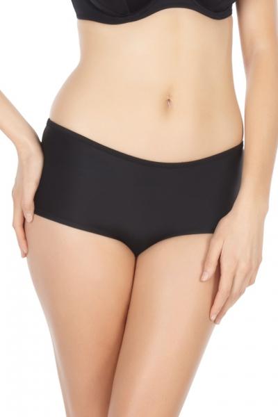 Panache Isobel szorty strój kąpielowy black