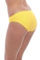 Freya Beach Hut żółte figi bikini do stroju kąpielowego