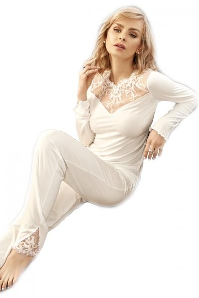 Vanilla piżama damska 3312 ivory