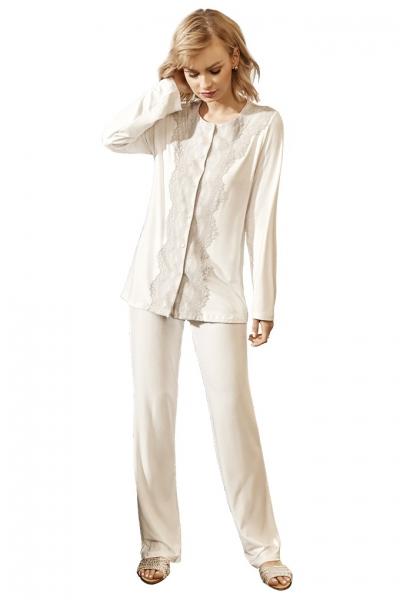 Vanilla piżama damska 3340 ivory