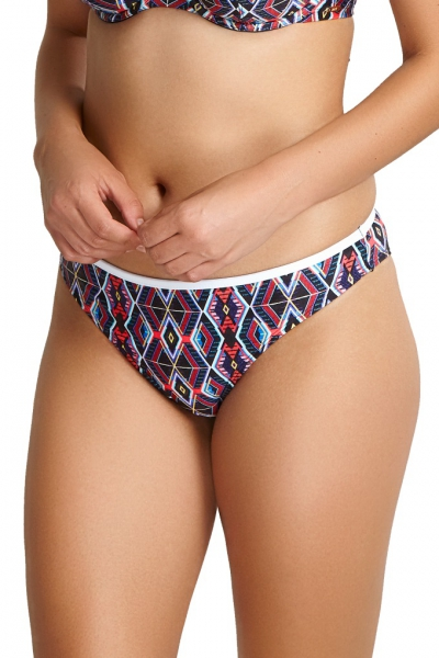 Panache Elle tribal figi brazylijskie do stroju kąpielowego