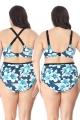 Elomi Island Lily petrol biustonosz soft do stroju kąpielowego