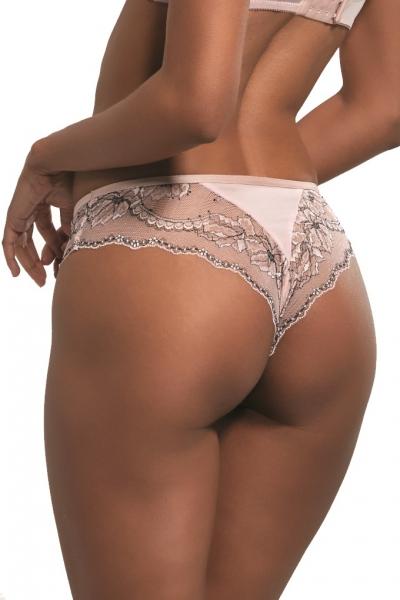 KrisLine Mirabella pink stringo-szorty