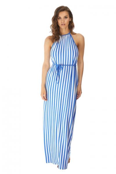 Freya Beach Hut blue moon sukienka plażowa