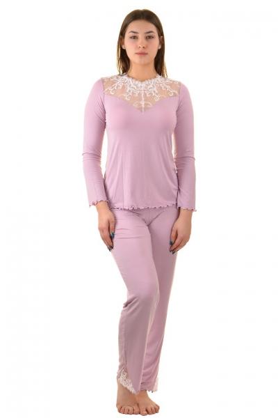 Vanilla piżama damska 3312 lilac