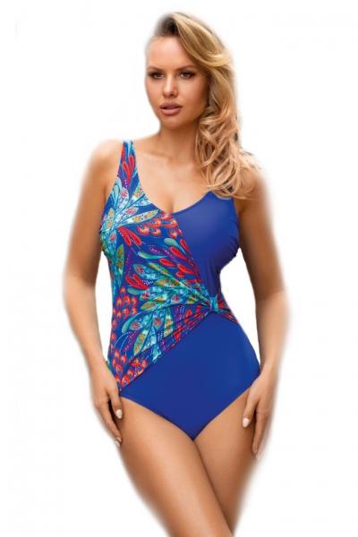 Aquarilla Udine 275 dark-blue strój kąpielowy 1cz