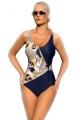 Aquarilla Udine 274 navy-blue strój kąpielowy 1cz